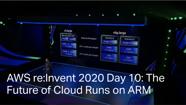 AWS Reinvent 2020 day 10