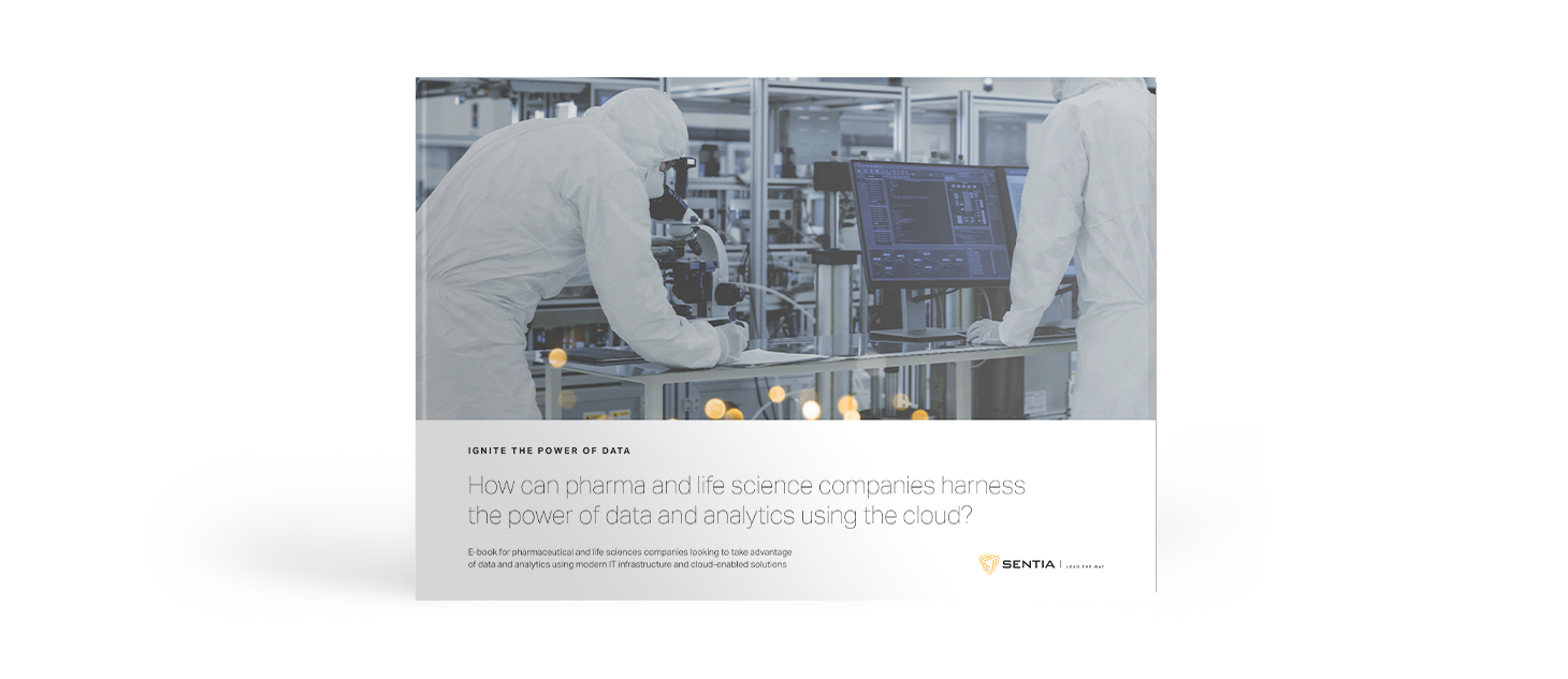Pharma-ebook Ignite the power of data