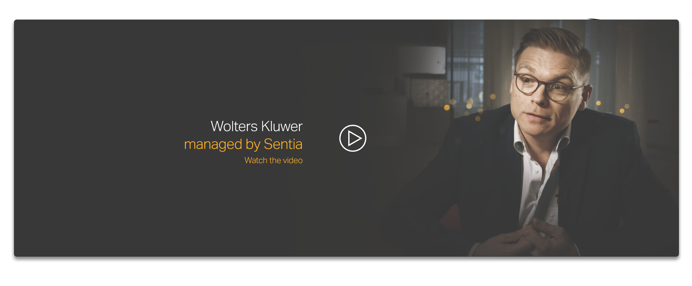 Wolters Kluwer Video Testimonial