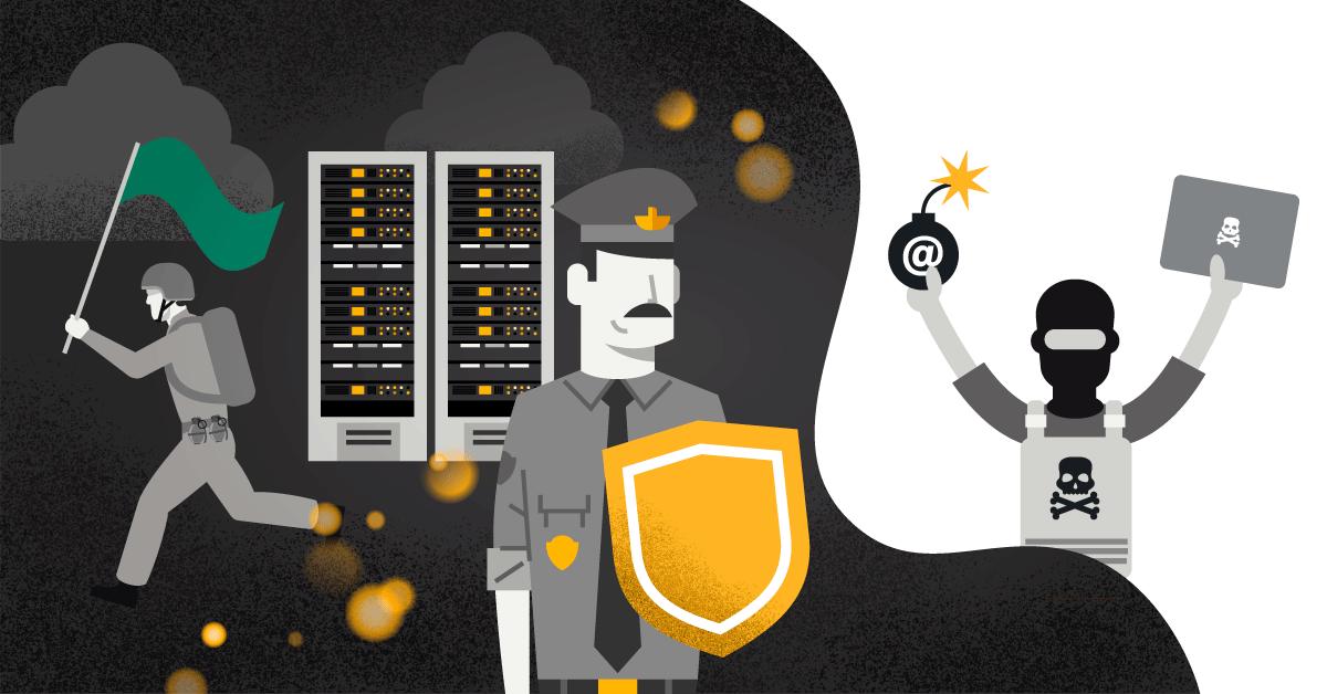 Tænk som Forsvaret: Vær klar til cyberangreb!