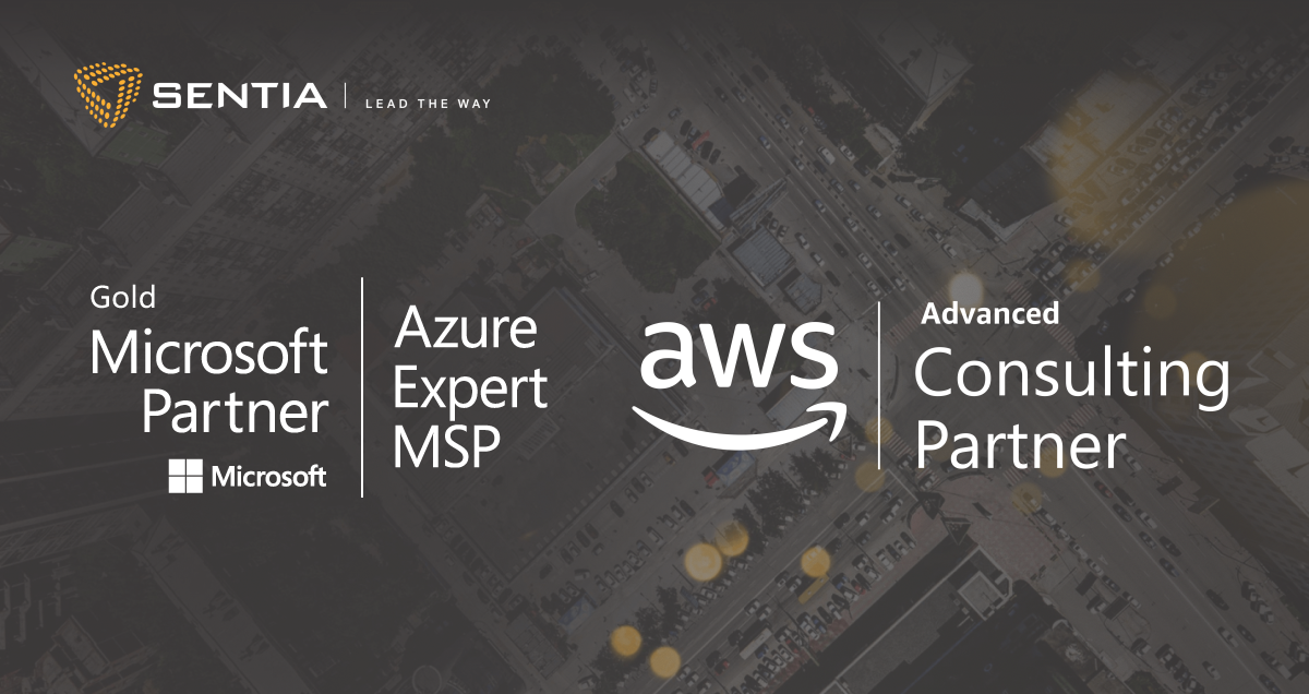Sentia gets recertified for MSP programs AWS and Azure