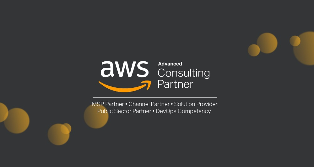 Sentia er officiel AWS Managed Service Provider