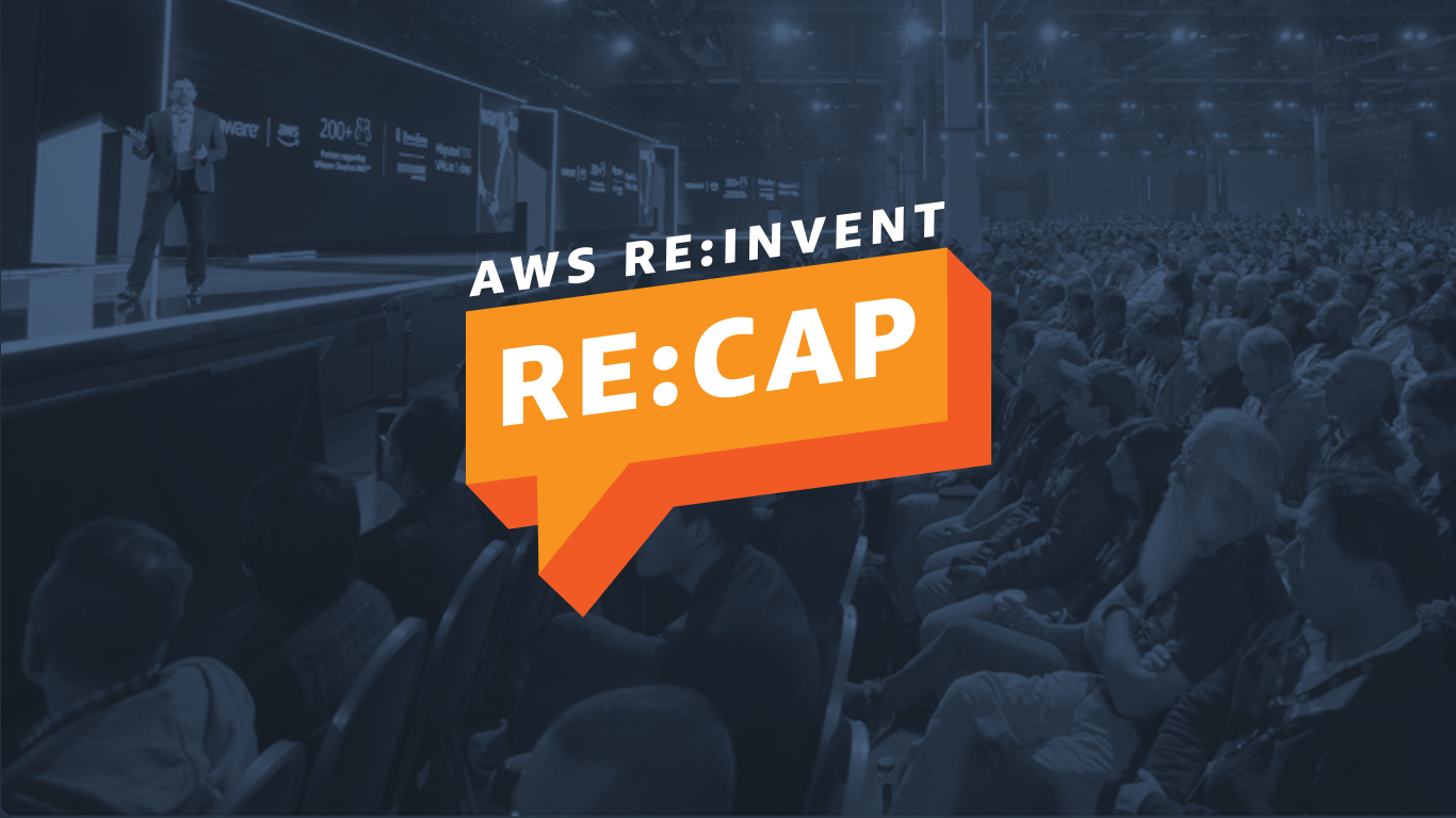 Belgium's AWS Re:Invent Re:Cap highlights and video