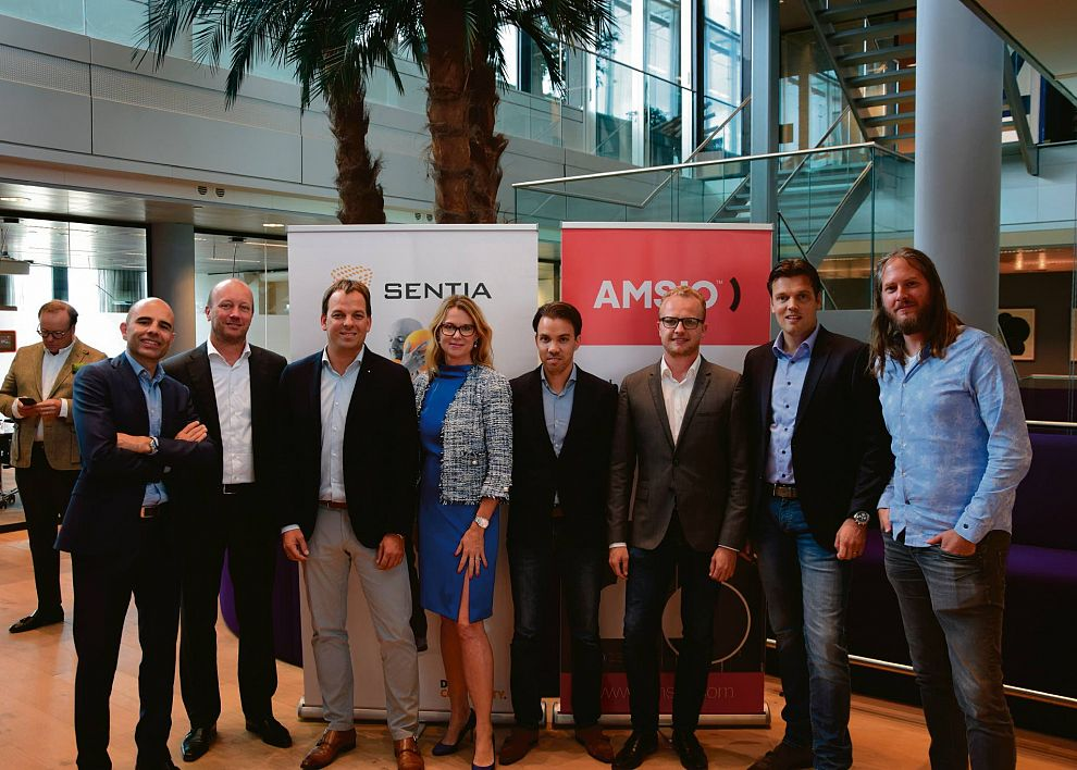 Managed Services Specialist Amsio treedt toe tot Sentia familie
