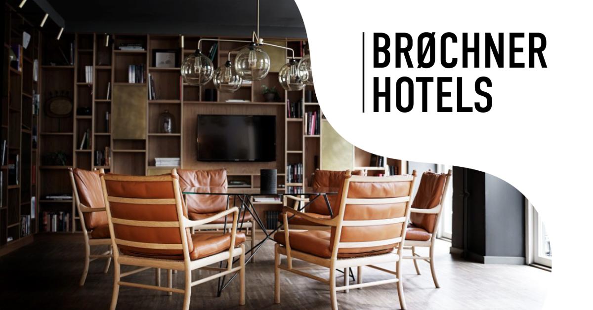 BRØCHNER HOTELS: Ekstraordinære gæsteoplevelser