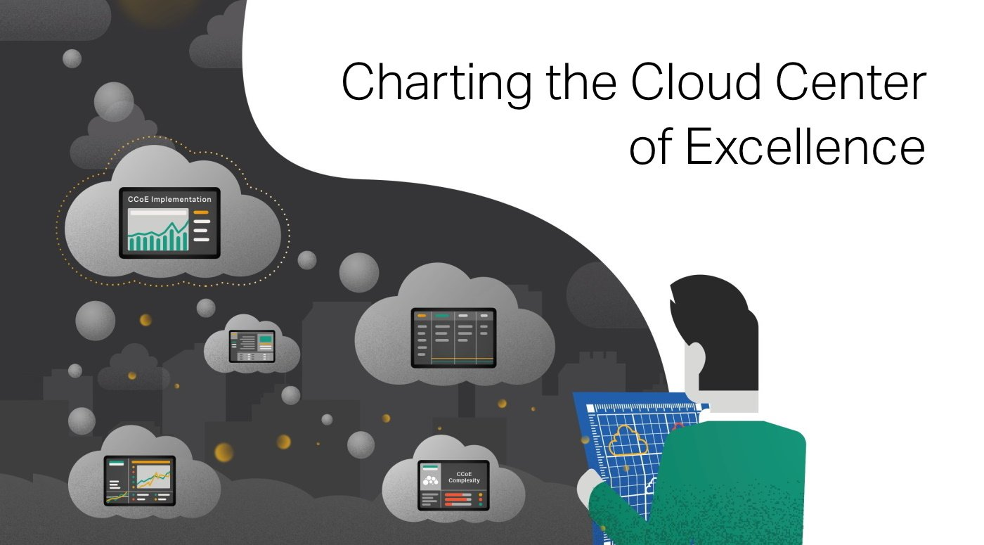 Charting the Cloud Center of Excellence