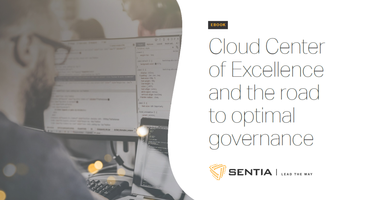 Cloud Center of Excellence and the road to optimal governance