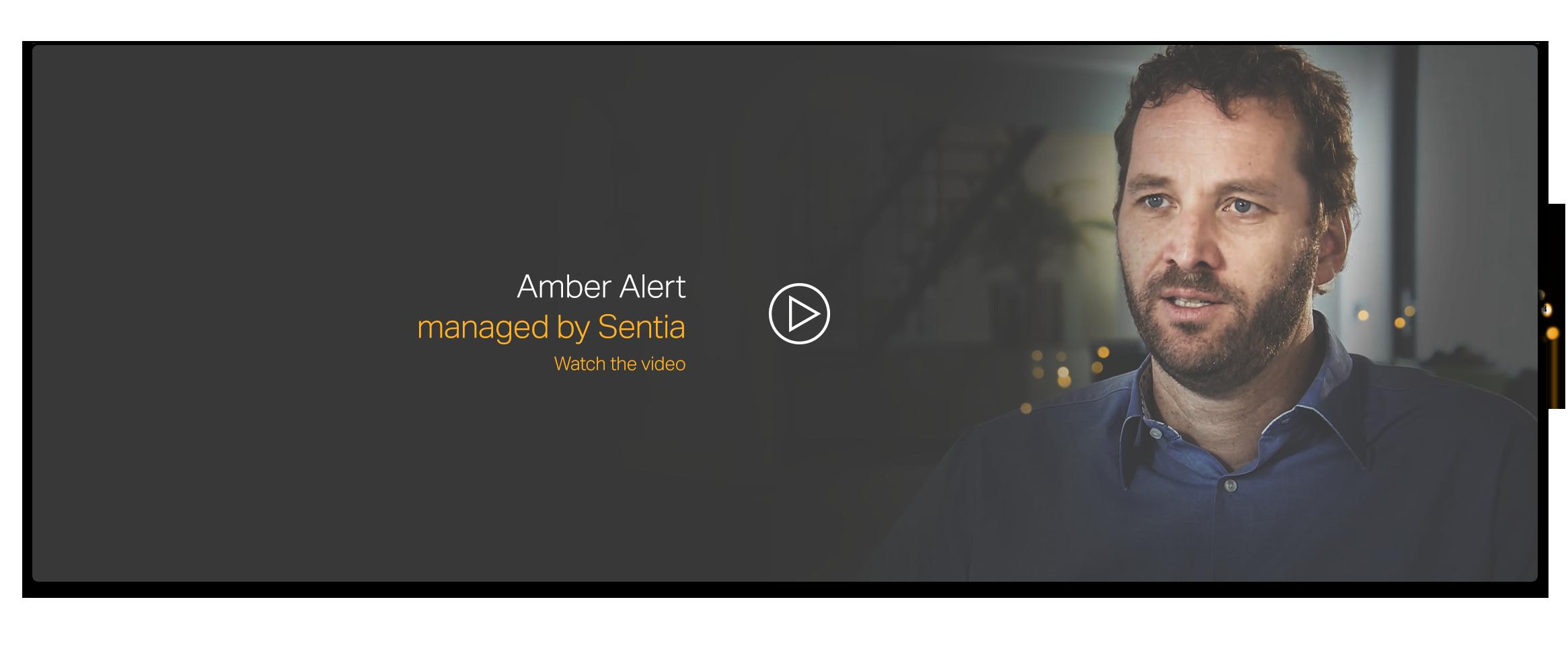 Amber Alert Video testimonial
