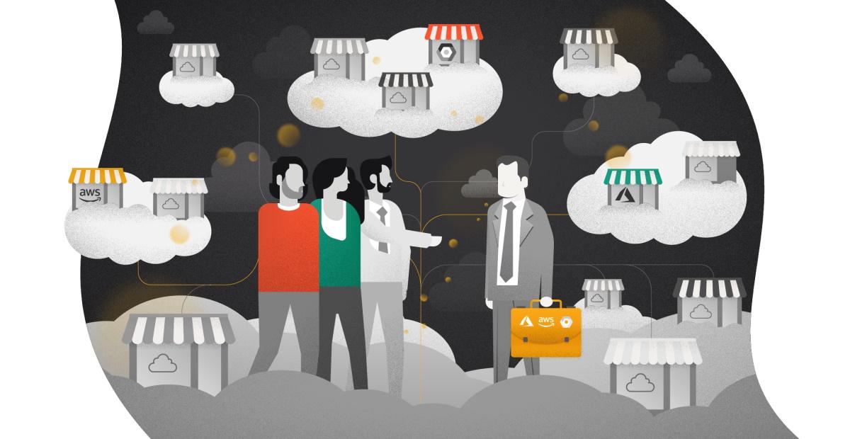 Mobilisér forretningsagilitet med Cloud Brokerage