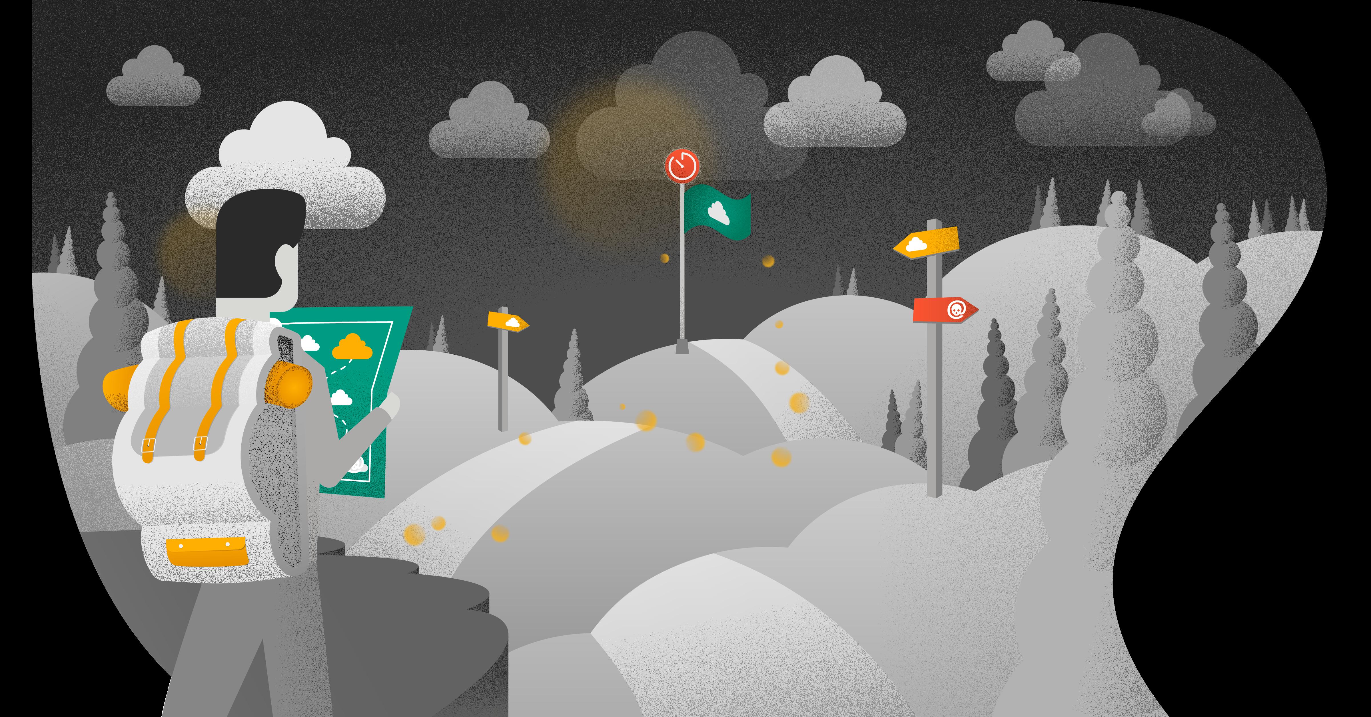 Het is tijd voor cloud adoptie. Ben je klaar voor de reis?
