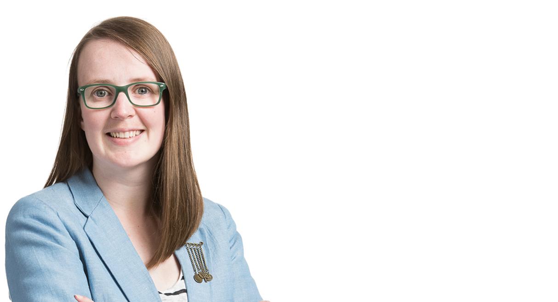 Vrouw in IT: Performance consultant Daniëlle Schoonderbeek