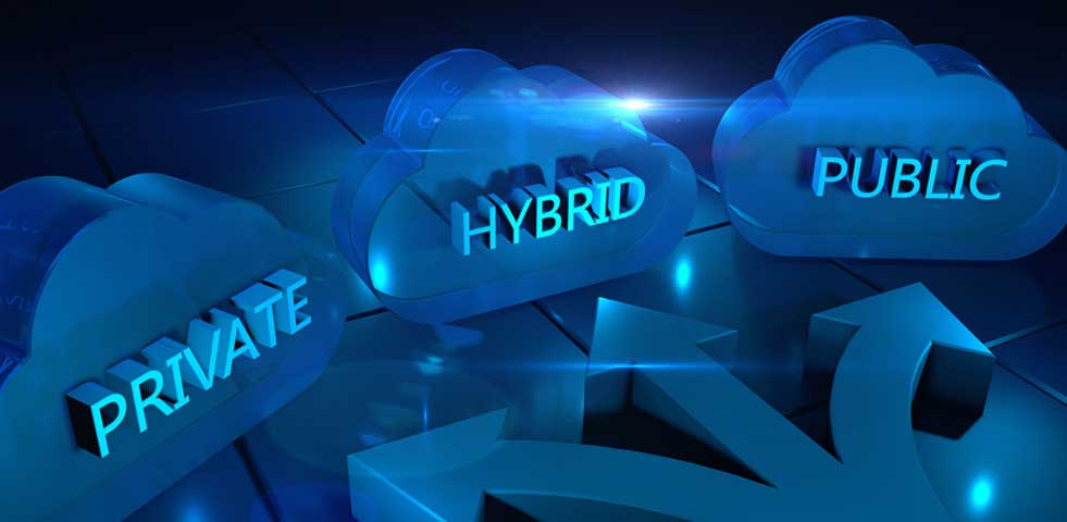 Hybride cloud is de nieuwe IT-omgeving
