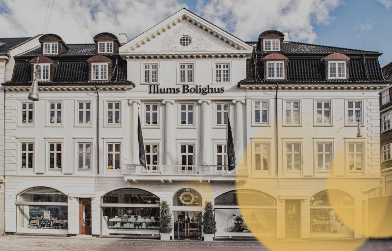 Illums Bolighus: Complete operational trust driving business growth