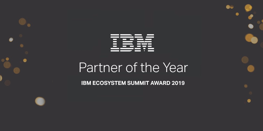 Sentia Denmark is IBM Partner of the Year