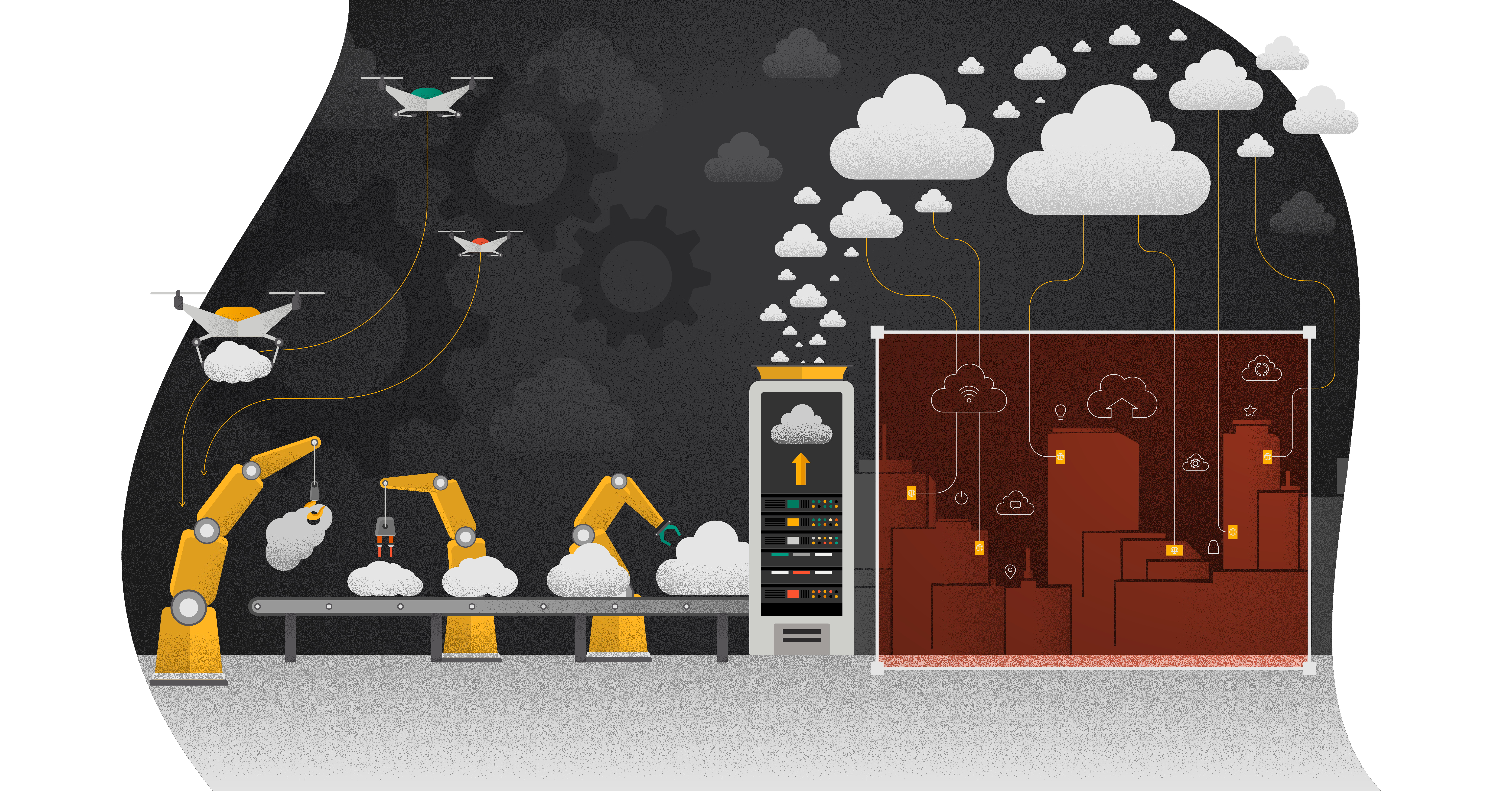 Optimizing cloud operations through automation