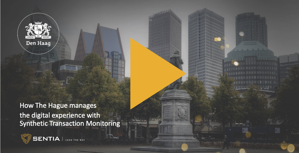 Lunch & learn: how the Municipality of The Hague uses synthetic monitoring