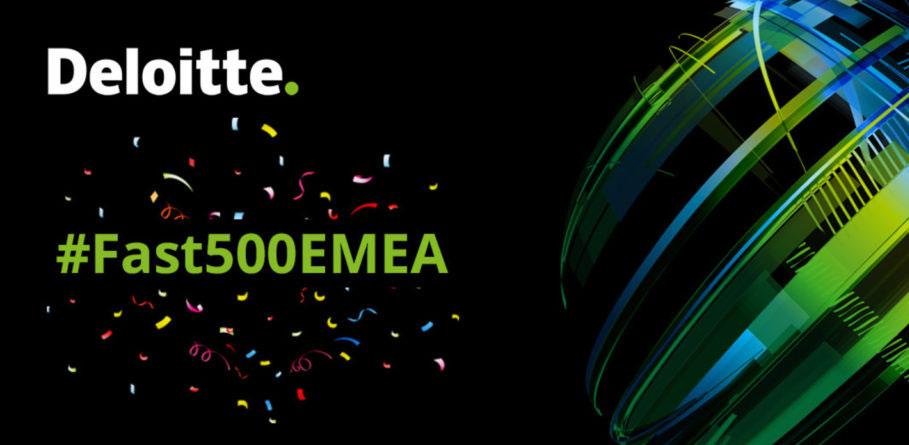 Sentia geplaatst in Deloitte Fast500 EMEA