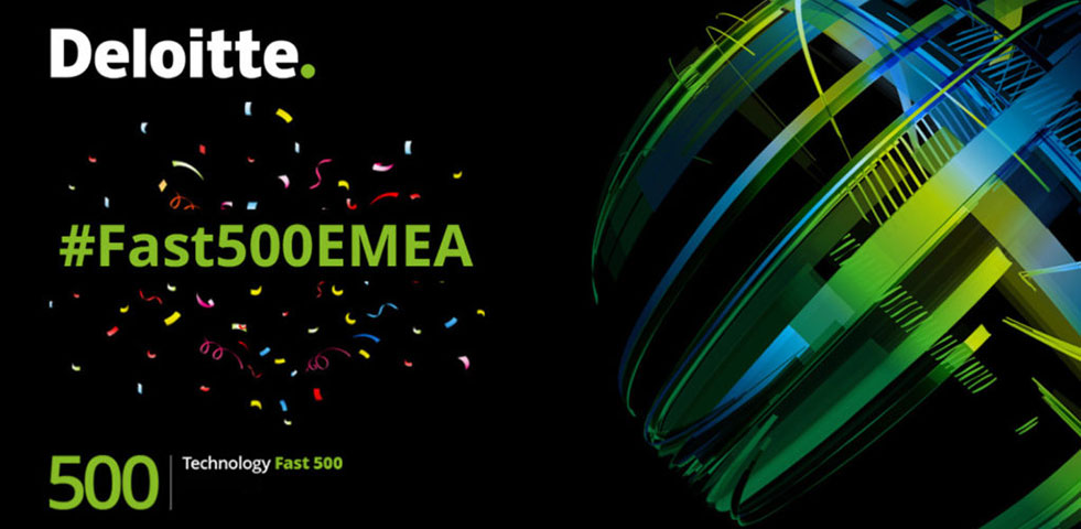 Sentia placed in the Deloitte Fast500 EMEA