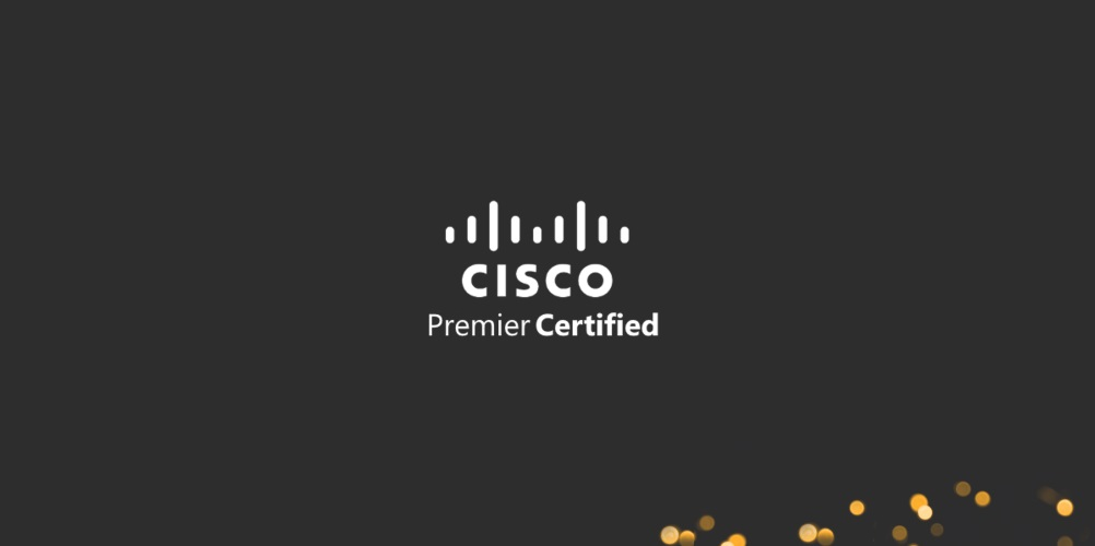 Sentia - certificeret Cisco Premier Partner