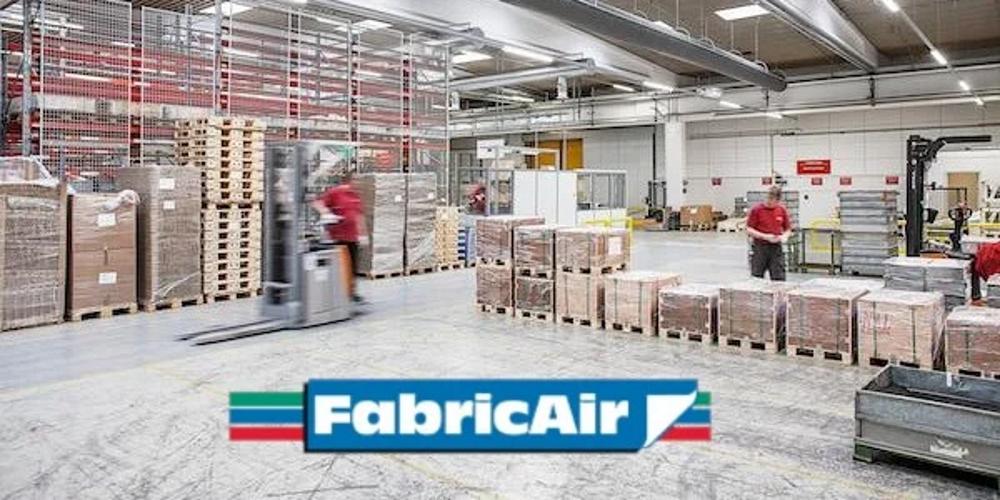 FABRIC AIR: Økonomisk og driftssikker løsning